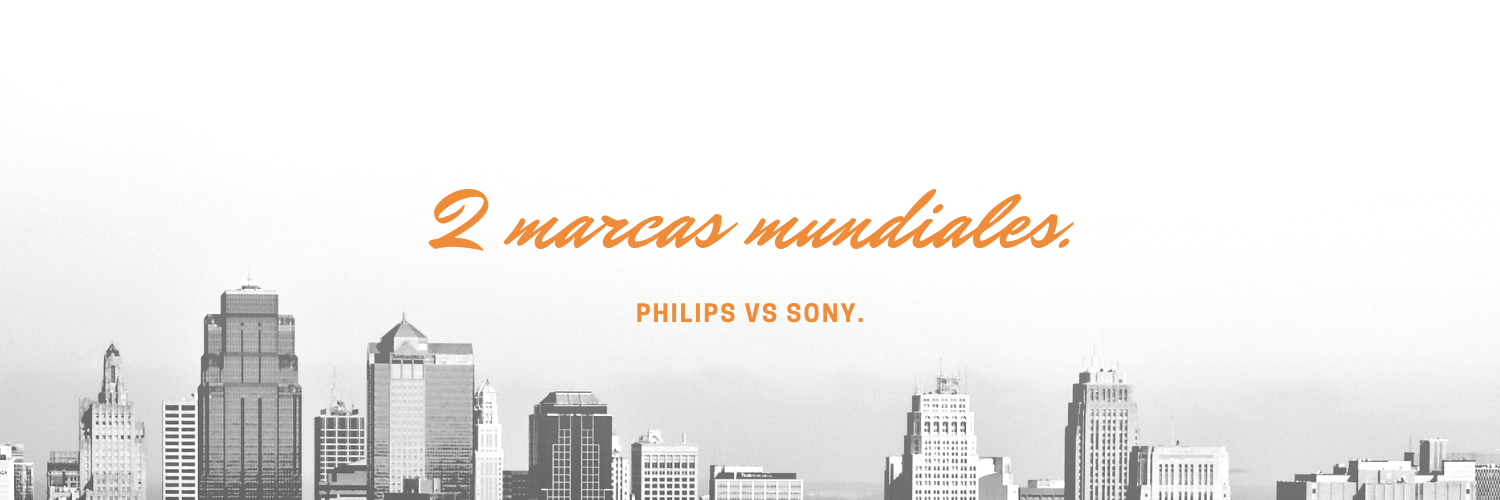 Philips vs Sony