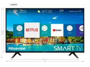 hisense h32be5500 opiniones